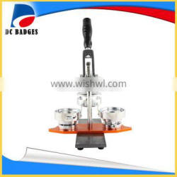 Excellent quality manual metal badge making machine DCMA-008