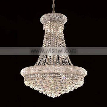 CE, UL Certified Luxury Crystal Pendant Lamp Lighting For Sale 71006