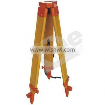 heavy duty wooden tripod SDI001-7-SL for total station and theodolite