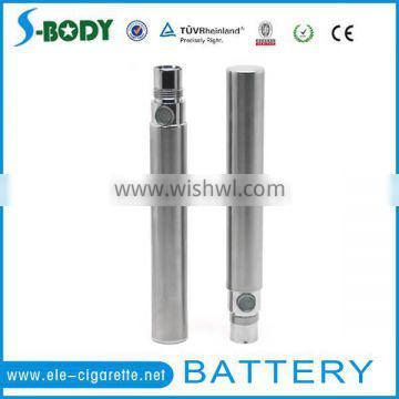 2014 electronic cigarette variable voltage ego twist battery ego twist battery