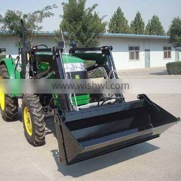 front end loader tractor 4 wd 45 hp tractor with loader and backhoe