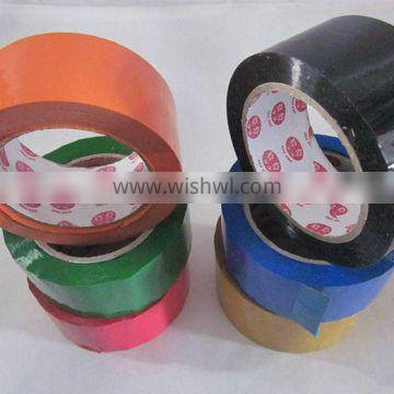 bopp colored sealing tapes colourful