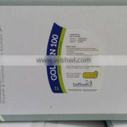 veterinary feed additives-GOLDEN 100-poultry feed additives supplier