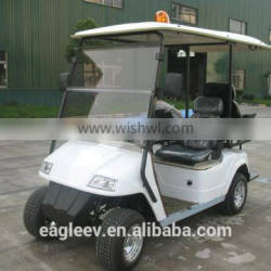 CE approved Special Electric ambulance golf car for cruiser, EG2028TB