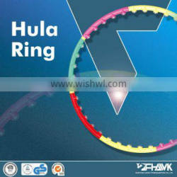 Newest Foam weighted sports hula ring hula hoop type