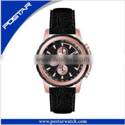 Unisex The Hot Selling Waterproof Wrist Watches With Customized Logo