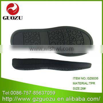 new design tpr soles for kids