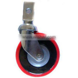 New design 125mm elevator caster used in shopping trolleys