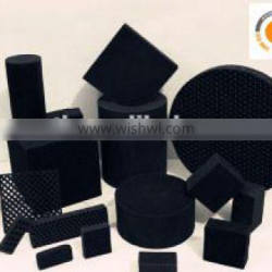 Honeycomb Activated Carbon for Air Filter Media
