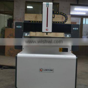 table moving cnc wood machine for 3d