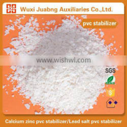 China Alibaba Supplier White PVC Lead Stearate Manufacturer