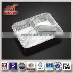 15 years OEM disposable aluminium foil food containers