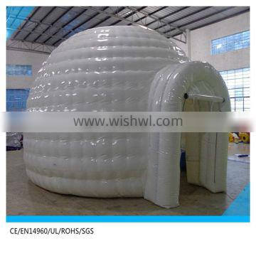 outdoor camping air dome inflatable air dome tent for sale