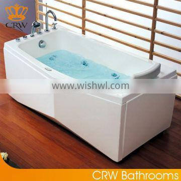 CRW CZI28 Cheap Massage Bathtub with Pillow