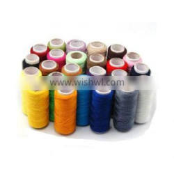 Summer Shop! 24 Assorted Multi-colour Spools Polyester Sewing Threads