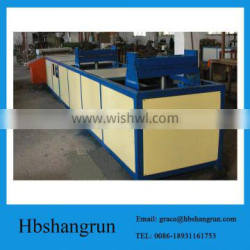 FRP pultrusion machine for sheet, tube, rod