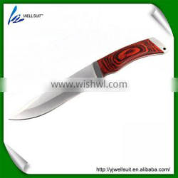 made in China damascus steel knife set