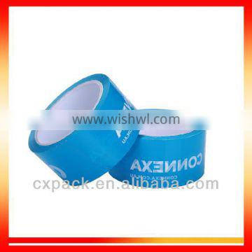 adhesive tape color print with logo