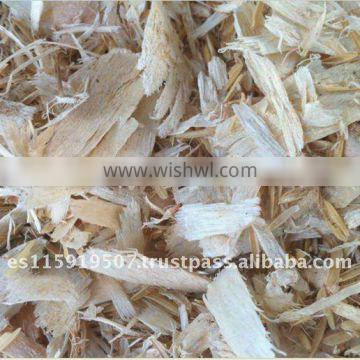 Spain High Quality Horse Bedding Wood Shaving