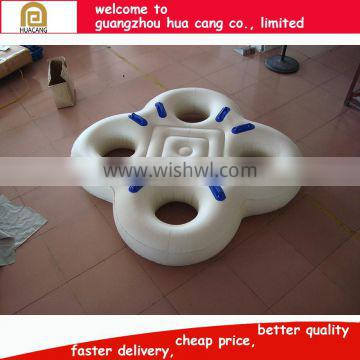 China amusement park water inflatable four rings
