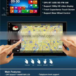 """2016 touch screen 2 din radio 7"""" mp5"""