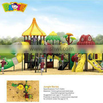 Kids Outdoor Play Centre Gym Playground Items Slide