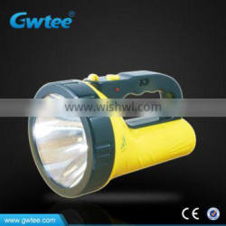 led power rechargeable explosion proof searchlight