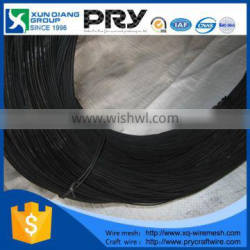 china supplier binding annealed wire good quality black iron wire