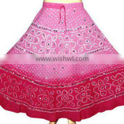 Indian Traditional long skirt