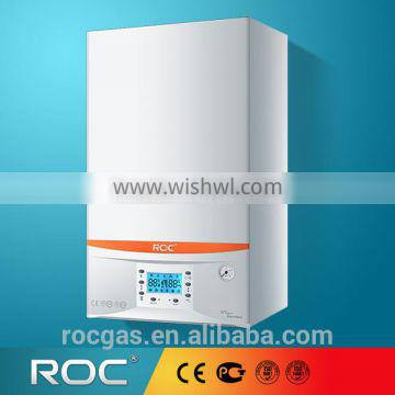 CE Certificate Approval, High efficiency wall hung Gas Boiler from China, 20 years manufacturer