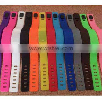 New Arrival Fashion Sports Digital Silicone Custom Made Watches Led