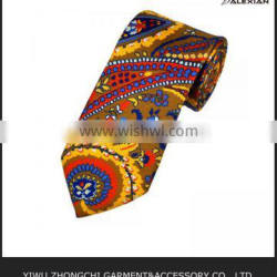 paisley silk stylish neckties