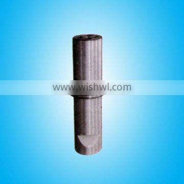 abrasive resistance rooter pin assembly
