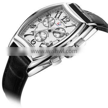Luxury multifunctional stainless steel watch for men wrist watch