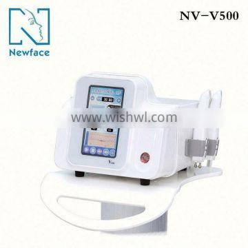 beauty electrical equipment nv-v500 fractional rf acne radio frequency facial machine