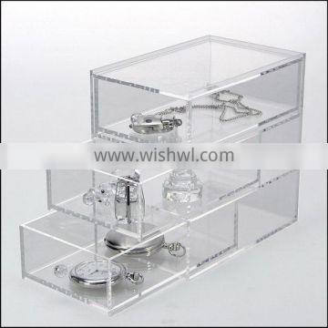 new coming cheap acrylic organizer for cosmetic