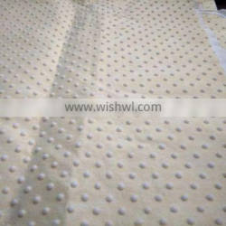 Aramid Non-woven fabric coated PTFE membranes ,add flame retardant silicone points