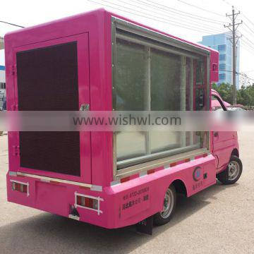 China Mobile Digital Billboard Truck For Sale