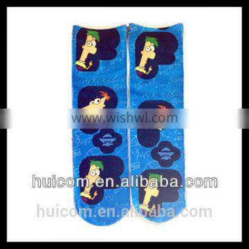 custom socks sublimated