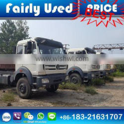 North Benz 6x4 Tractor truck 20 tons BEIBEN Tractor Head for sale