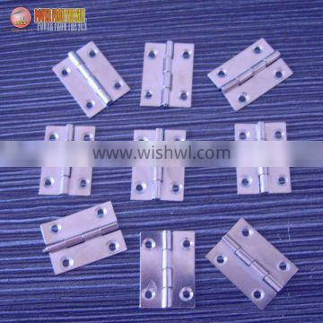 stainless steel small furniture hinges