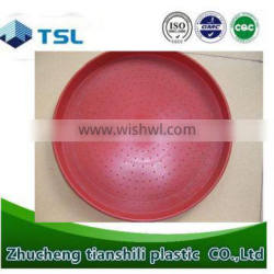 alibaba hot sale plastic chicken feeding tray for poultry house