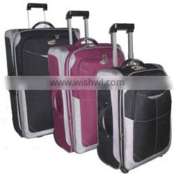 EVA Trolley Luggage set
