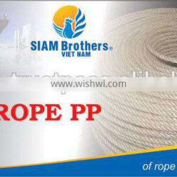 Color Twisted Cable Covering Rope with UV protection and waterproof