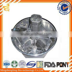 2016 hot sale 12frames stainless steel auto honey extractor