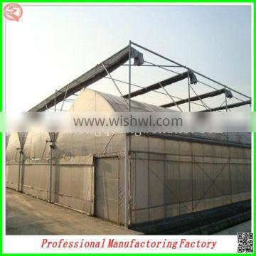 arched type commercial used greenhouse for potatoes for hot sale