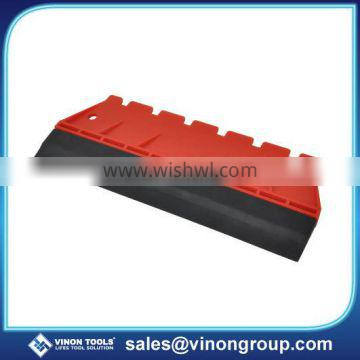 Plastic Combination Spreader, Grout Spreader. Plastic Scraper