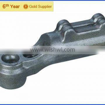 made in china railway forging parts/forging big parts/die forging value part