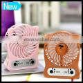 Outside Camping Portable Battery Operated Abs Handheld Mini Fan