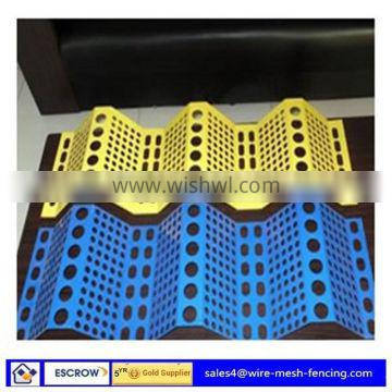 2015 Hot Sale Alibaba China Cheap Brass Perforated Metal